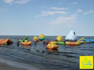 Waterlandia - Świnoujście atrakcje na plaży i eventy promocyjne