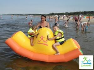 Waterlandia - Świnoujście atrakcje na plaży