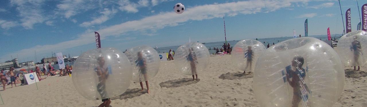 Bubble Football - baw się dobrze i nie miej litości dla przeciwników