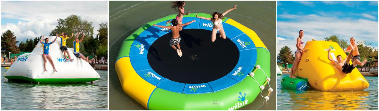 Wodny Plac Zabaw zaproś nas na Swój event!